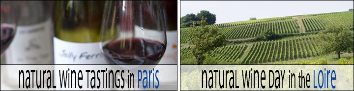 NAtural wine tastings